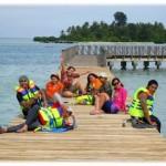 liburan murah pulau tidung kepulauan seribu