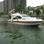 Speedboat Marina Ancol Pulau Tidung