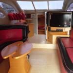 Speedboat Pulau Tidung Cabin