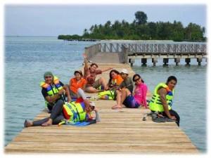 wisata-pulau-tidung-jembatan-cinta