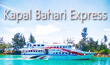 Paket Pulau Tidung Kapal Bahari Express