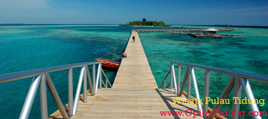 paket liburan pulau tidung